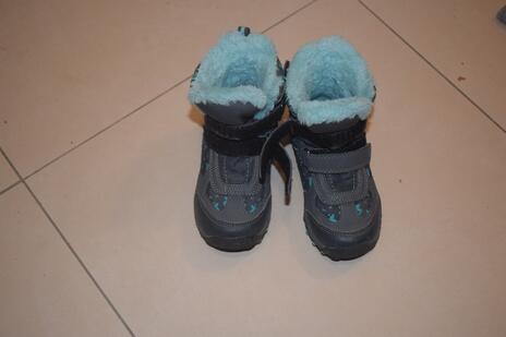 Dětské zimní boty Alpine Pro s kožíškem  3 barvy  031eb81c3b