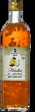 Hruškový sirup se skořicí a kousky ovoce (1000 ml)