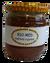 Květový raw bio med s pylem, 500 g