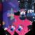 Dárkový set - 3 páry klasických ponožek Sovy | Velikost: 35-38