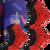 Dárkový set - 3 páry klasických ponožek Srdce | Velikost: 35-38