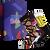 Dárkový set - 3 páry klasických ponožek Alkoholik | Velikost: 39-42