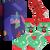 Dárkový set - 3 páry ponožek Vánoce 3 | Velikost: 35-38