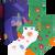 Dárkový set - 3 páry ponožek Bakterie | Velikost: 35-38