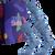 Dárkový set ponožek - Kutil (nářadí), modrá | Velikost: 39-42