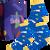 Dárkový set ponožek - Doručovatel | Velikost: 35-38