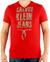 CALVIN KLEIN Tričko cmp25p 547 Rouge | M