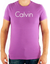 CALVIN KLEIN Tričko cmp93p 4y5 Violet | XL