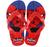 Žabky Spider-Man - červený pásek | 24/26