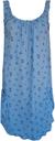 Dámské šaty | Uni | Světle modrá