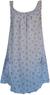 Dámské šaty | Uni | Světle šedá
