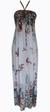 Dámské dlouhé šaty | Uni | Bílá