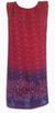 Letní šaty | Uni | Červená