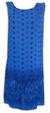 Letní šaty | Uni | Modrá