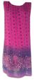 Letní šaty | Uni | Růžová