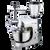 Kuchyňský robot Turbotronic TT-007 ProMixPlus stříbrný