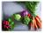 EMSACLASSIC podnos, 40 x 31 cm - zelenina