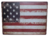 Plechová cedule Americká vlajka 40 x 30 cm