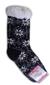 Dámské ovčí ponožky | 35 - 38 | Černá