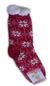 Dámské ovčí ponožky | 35 - 38 | Červená