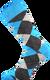 Káro - modrá | 43-46