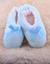 Balerínky - jednobarevné | 35-38 | Modrá