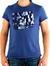 CALVIN KLEIN Tričko cmp57p 721 Blue Fonce | S