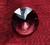 "Krystal ""LORNA"" 5 cm na šňůrce"