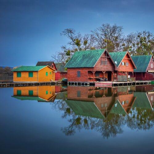 Jezero Derítő