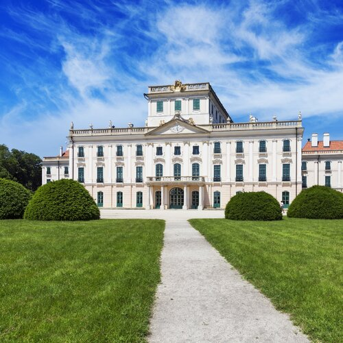 Zámek Fertöd neboli maďarské Versailles