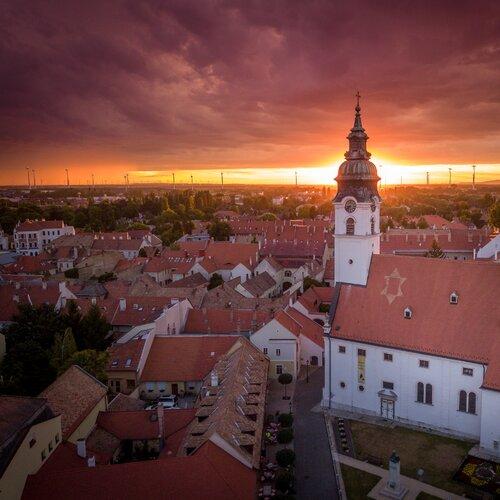 Město Mosonmagyaróvár