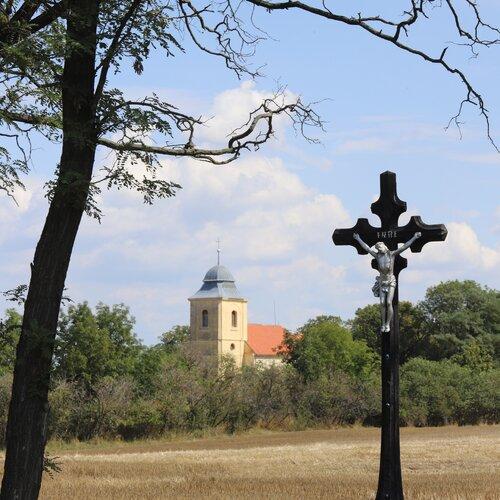 Žárové pohřebiště Pičhora a stezka Markomanů