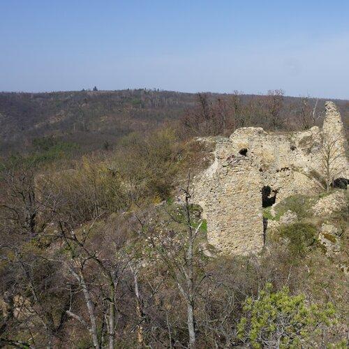 Výlet ke zřícenině hradu Templštýn