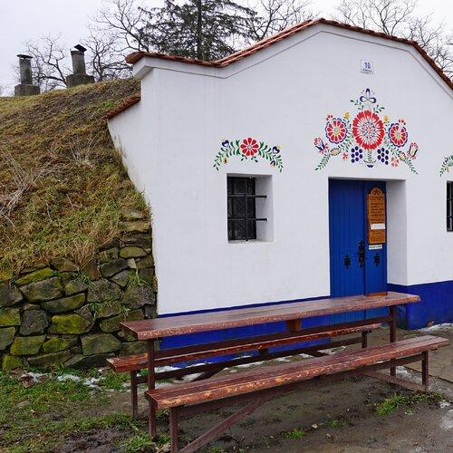 Vinné sklepy Plže Petrov