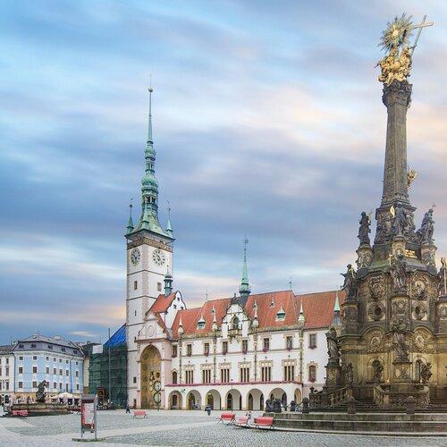 Sloup Nejsvětější Trojice Olomouc