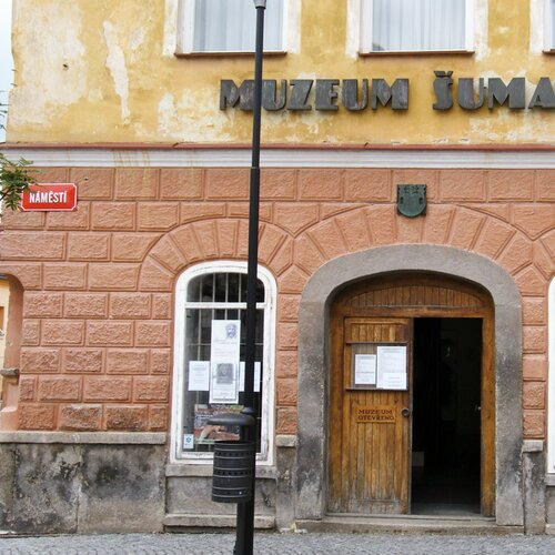 Muzeum Šumavy v Kašperských Horách