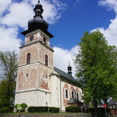 Co vidět v Novém Městě na Moravě