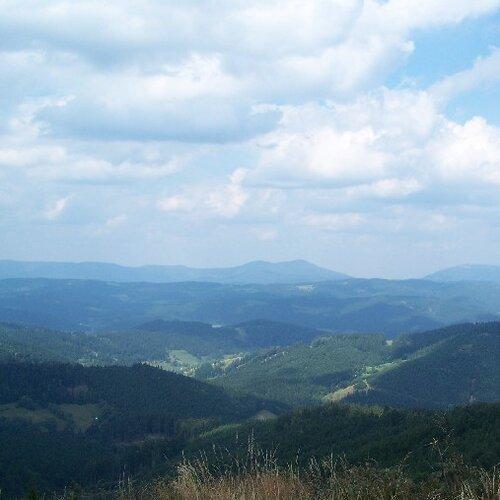 Vysoká, Vsetínské vrchy