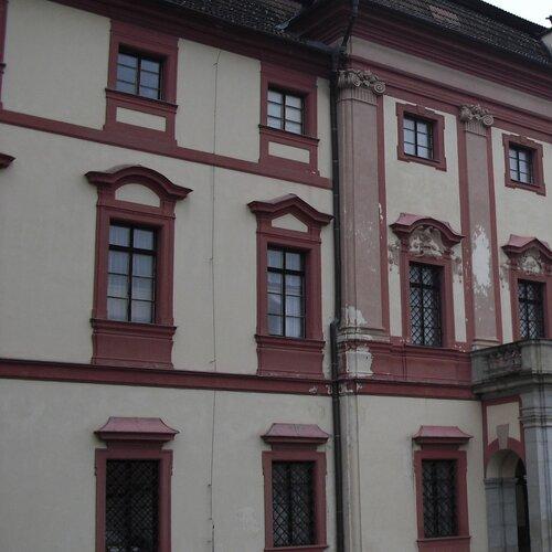 Lovecký zámek Ohrada