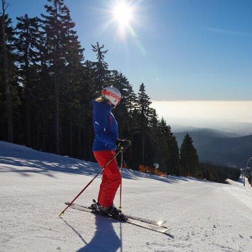 Ski areál Černá hora - Janské Lázně