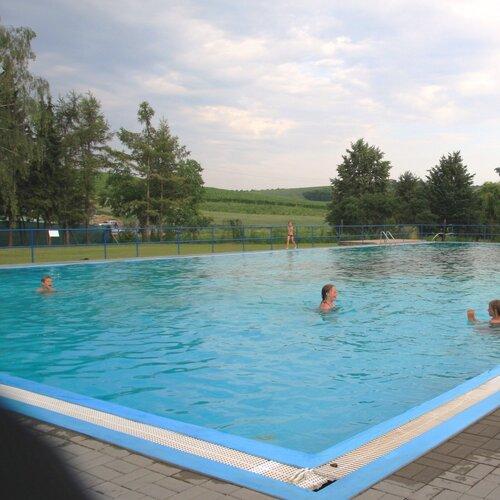 Horní Bojanovice - koupaliště