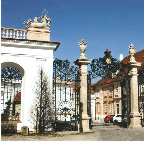 Mikulov - zámecká brána