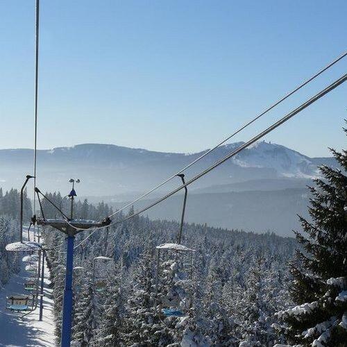 Ski areál Pancíř
