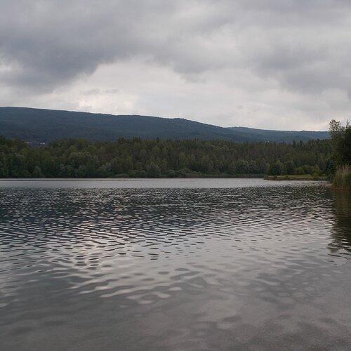 Vodní nádrž Barbora