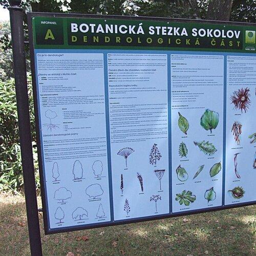 Botanická stezka Sokolov