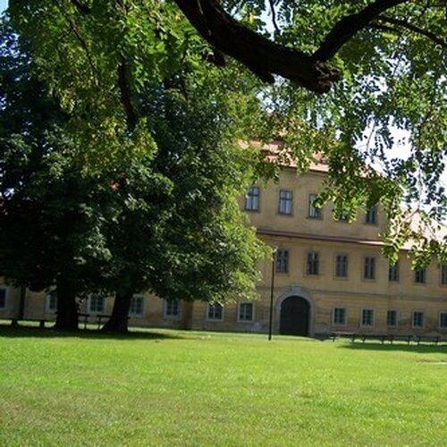 Zámek v Litvínově