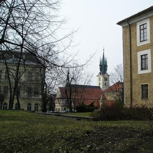 Příbramský zámek a muzeum