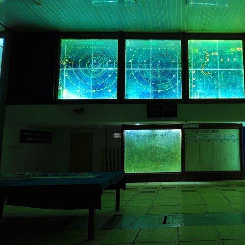 Bunkr Drnov - Muzeum studené války a protivzdušné obrany