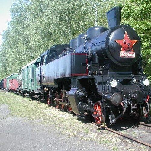 Muzeum ČD Lužná