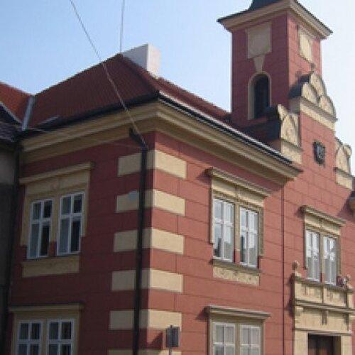 Melicharovo vlastivědné muzeum Unhošť